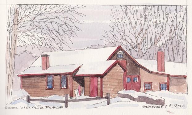 2015-02-02-Rock Village Forge