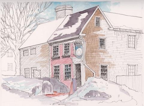 2015-02-28 Sparrow House