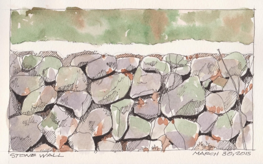 2015-03-30-Stone wall