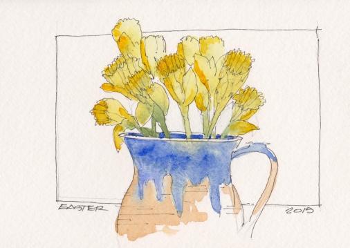 2015-04-05 Easter Flowers
