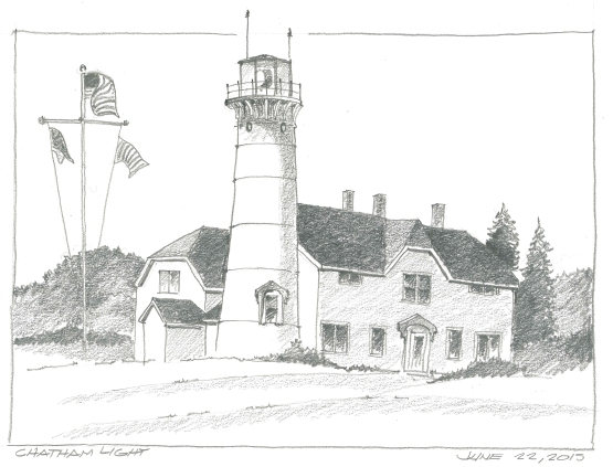 2015-06-22 Chatham Light