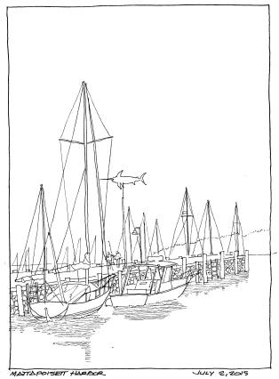 2015-07-02 Mattapoisett Harbor