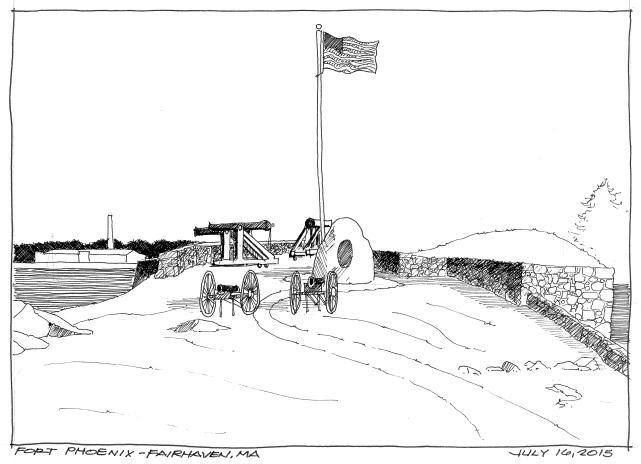 2015-07-16 Fort Phoenix