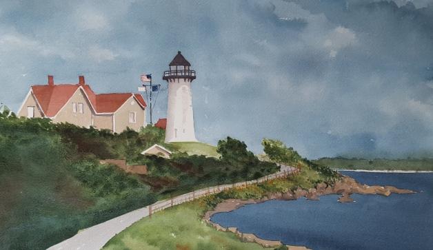 2015-07-17 Nobska Lighthouse