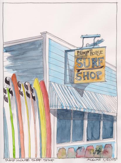 2015-08-01 Pump House Surf