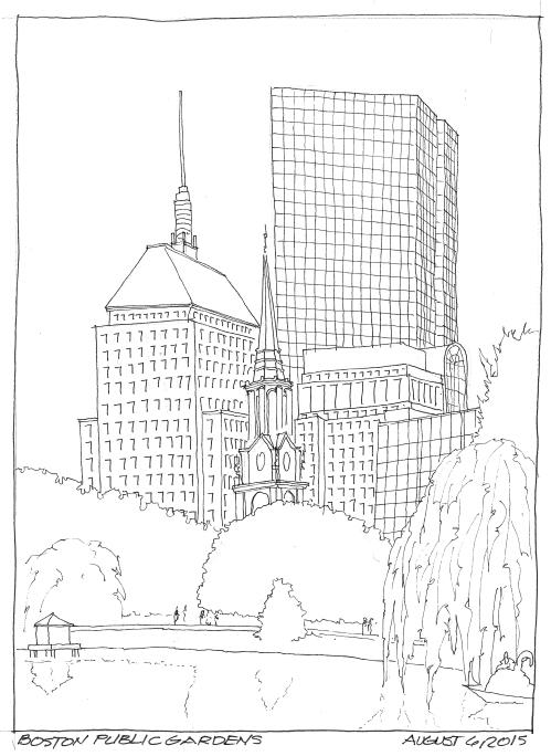 2015-08-06 Boston Public Garden