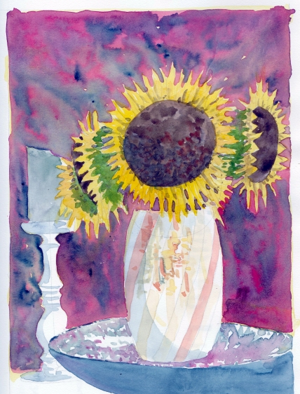 2015-08-15 Sunflowers
