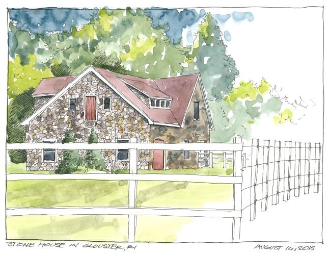 2015-08-16 Stone House