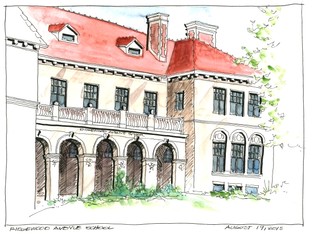 2015-08-19 Ridgewood Avenue School