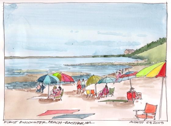 2015-08-29 First Encounter Beach
