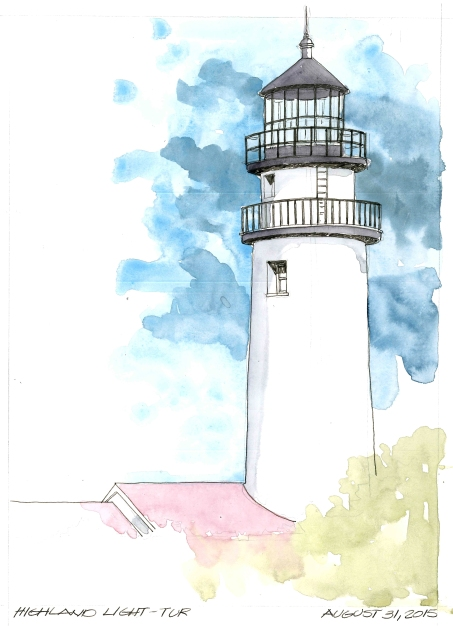 2015-08-31 Highland Light