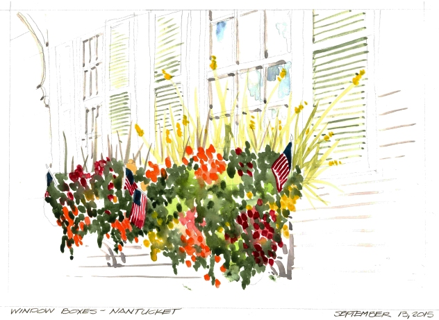 2015-09-13 Nantucket window box