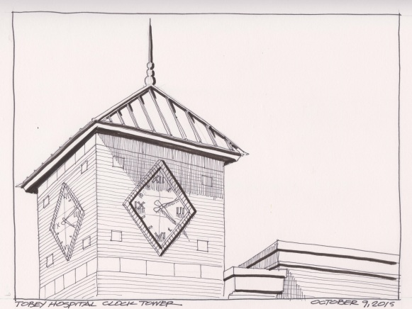 2015-10-09 Tobey Clock