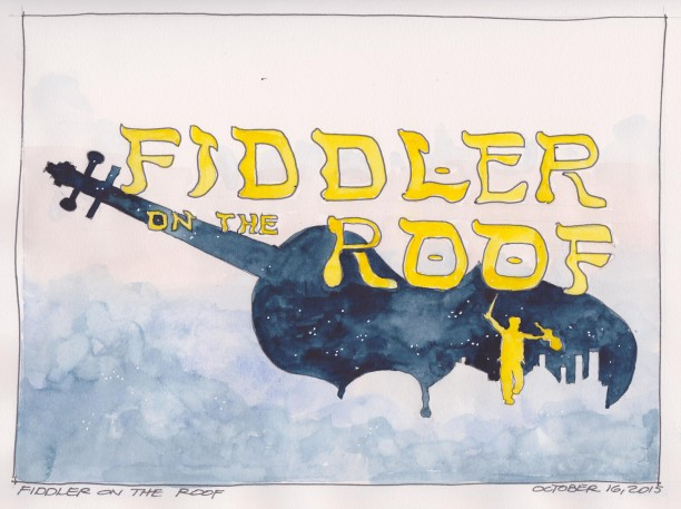 2015-10-16 Fiddler on the Roof