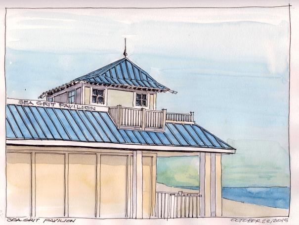 2015-10-22 Sea Grit Pavilion