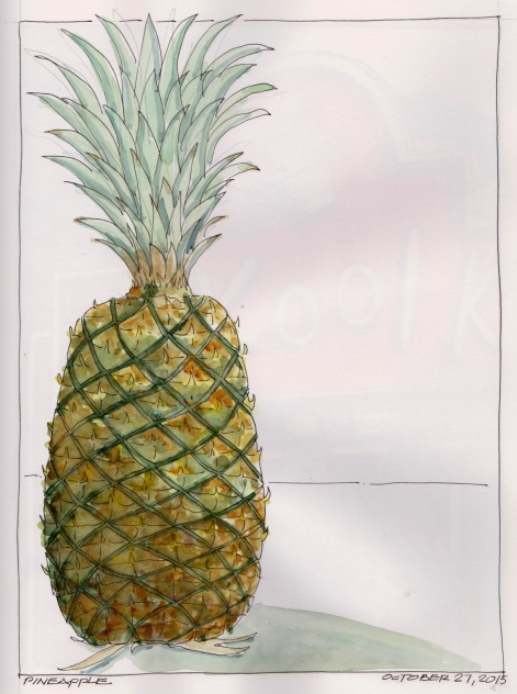 2015-10-27 Pineapple