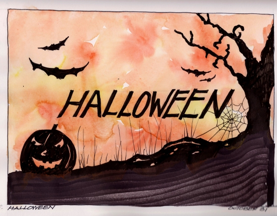 2015-10-31 Halloween