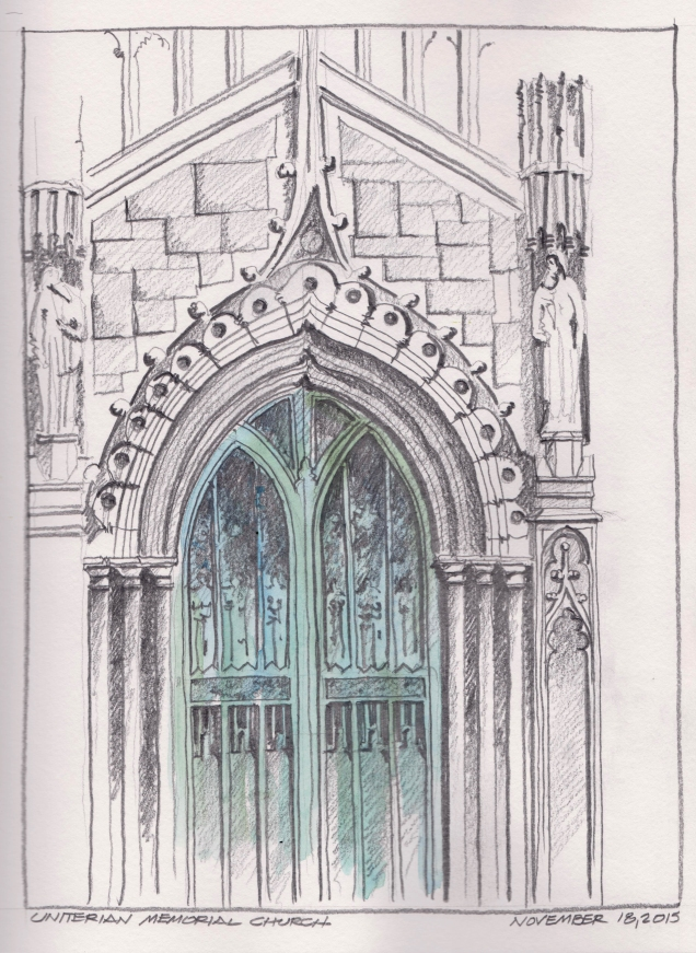 2015-11-18 Uniterian Memoral Church