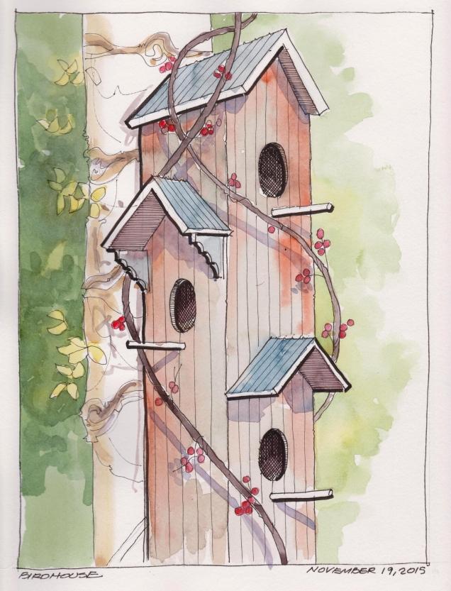 2015-11-19 Birdhouse