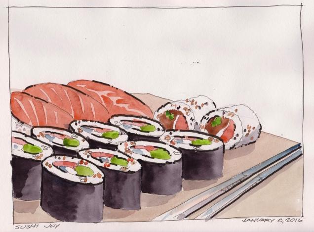 2016-01-08 Sushi Joy