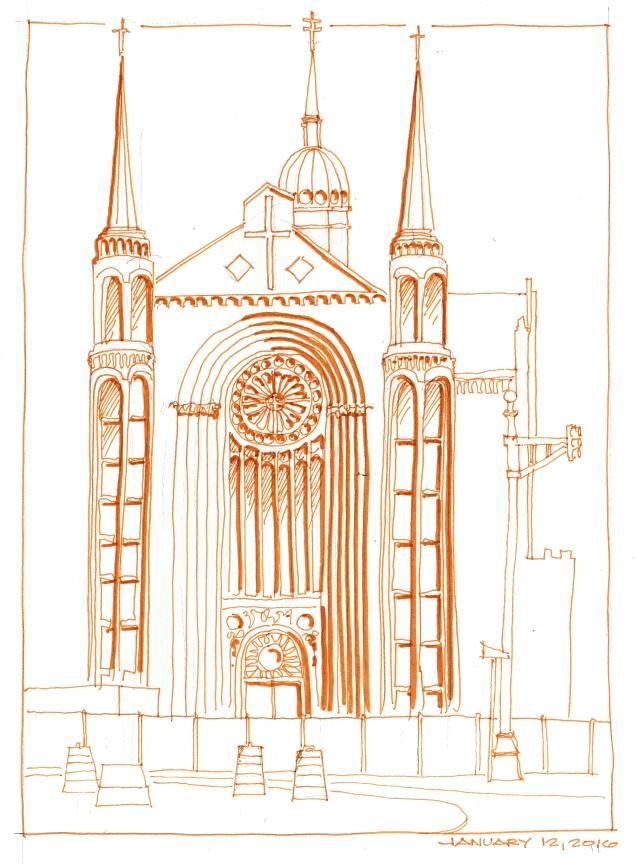 2016-01-12 Worcester Church