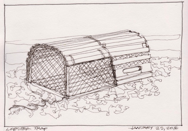 2016-01-25 Lobster Trap