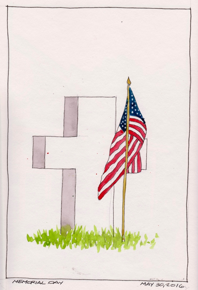 2016-05-30 Memorial Day