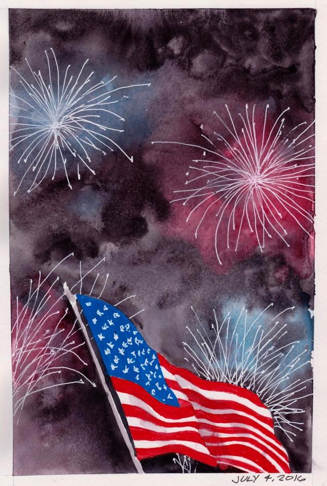 2016-07-04 Fireworks
