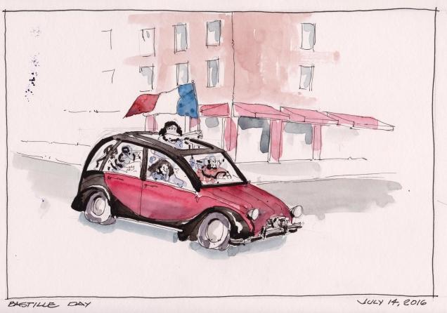 2016-07-14 Bastille Day